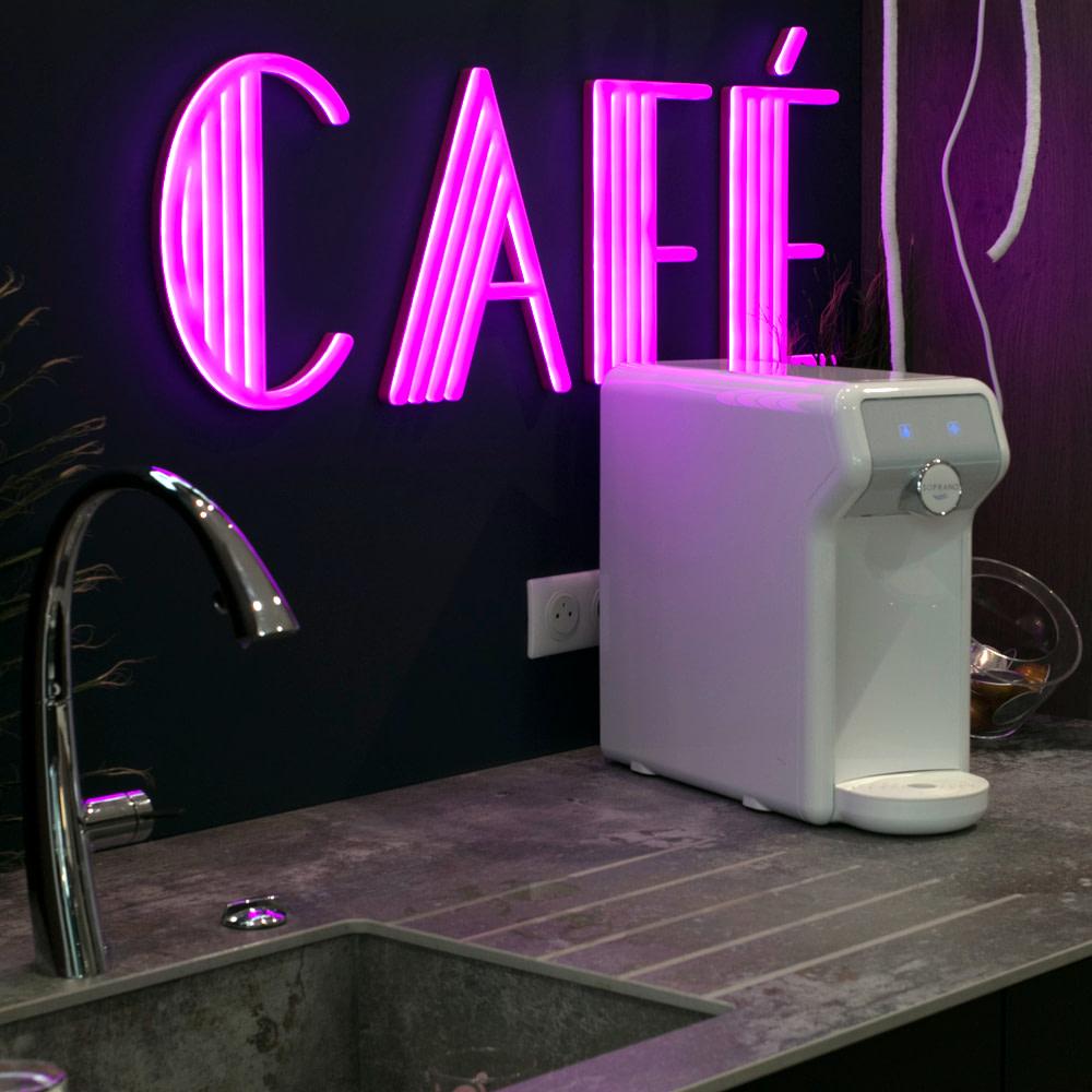 Votre fontaine à eau avec eau gazeuse ou eau plate ? 10