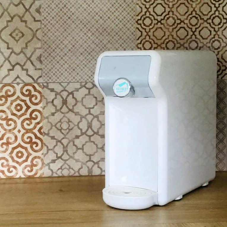 Votre fontaine à eau avec eau gazeuse ou eau plate ? 13